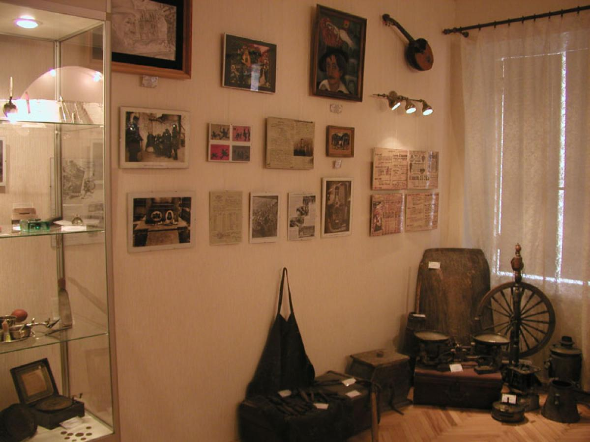 The Museum of the History of Odessa Jews